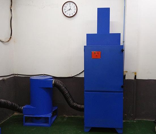 砂轮机粉尘收集除尘器